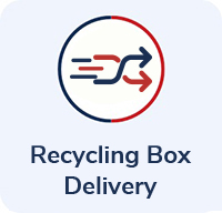 Recycling Box Delivery